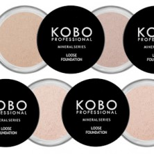 KOBO PROFESSIONAL MINERAL SERIES LOOSE FOUNDATION