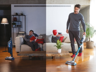 Hoover 5 w 1 Hydro H-Free 500 Plus.