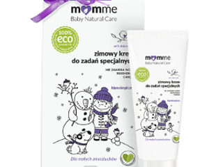 Krem zimowy dla dzieci Momme Mother & Baby Natural Care.