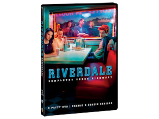 "DVD ""RIVERDALE, SEZON 1"""