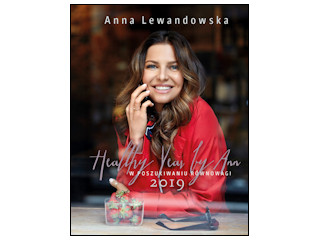 "Recenzja kalendarza 2019 ""Healthy Year by Ann""."
