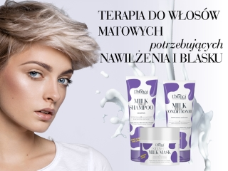 L'biotica Professional Therapy Milk.
