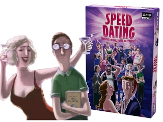 "Gra karciana ""Speed dating"" – recenzja"