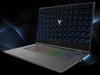 Karty NVIDIA RTX w laptopach Lenovo Legion