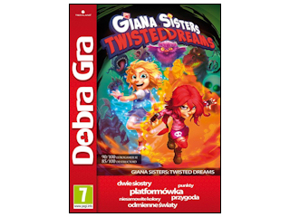 "Recenzja gry ""Giana Sisters: Twisted Dreams""."