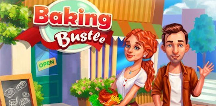 Bake up a storm on an epic cooking adventure that spans the world of food!
