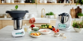 Nowy w rodzinie! Thermomix Friend